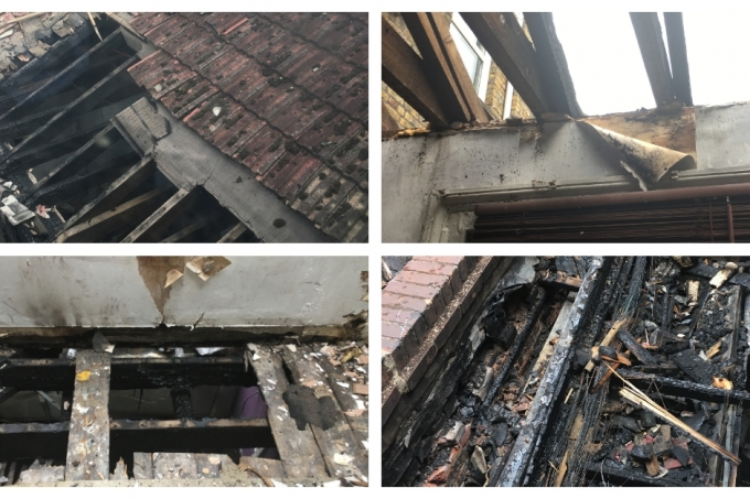 Remedial Works To Property in Willesden Green