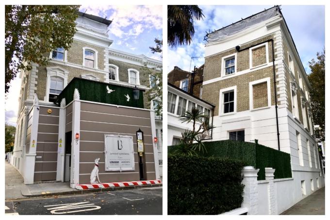 High end residential development in Kensington