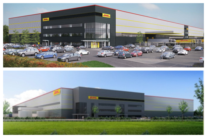 DHL Ground Breaking